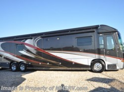 Used 2014  Entegra Coach Cornerstone 45K Bath & 1/2 W/ Aqua Hot, Sleep Number, W/D by Entegra Coach from Motor Home Specialist in Alvarado, TX