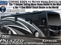 New 2019 Thor Motor Coach Palazzo 37.4 RV for Sale W/ Theater Seats, King Bed available in Alvarado, Texas
