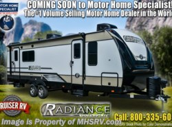 New 2018  Cruiser RV Radiance Ultra-Lite 26BH Bunk Model RV for Sale W/ 2 A/C by Cruiser RV from Motor Home Specialist in Alvarado, TX