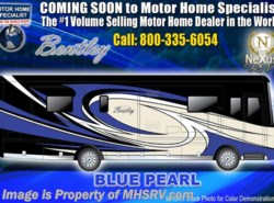 New 2018  Nexus Bentley 34B RV W/In-Motion Sat, Stack W/D, Theater Seating by Nexus from Motor Home Specialist in Alvarado, TX