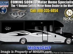 New 2018  Nexus Wraith 34W International Diesel W/King Bed, In-Motion Sat by Nexus from Motor Home Specialist in Alvarado, TX
