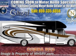 New 2018  Nexus Ghost 36DS Bunk Model Super C W/Ext. TV, In-Motion Sat by Nexus from Motor Home Specialist in Alvarado, TX