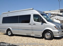 Used 2016  Airstream Interstate Lounge EXT Sprinter Diesel RV W/ Generator by Airstream from Motor Home Specialist in Alvarado, TX