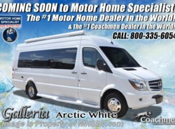 New 2018  Coachmen Galleria 24Q Sprinter Diesel RV W/ Li3 Lithium Battery by Coachmen from Motor Home Specialist in Alvarado, TX