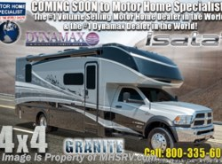 New 2019 Dynamax Corp Isata 5 Series 36DS Super C 4x4 RV for Sale W/Solar, Sat available in Alvarado, Texas