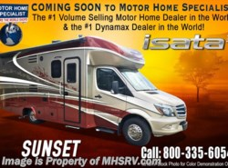 New 2019  Dynamax Corp Isata 3 Series 24RWM Sprinter Diesel RV W/Dsl Gen, Sat, DVR by Dynamax Corp from Motor Home Specialist in Alvarado, TX