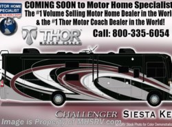 New 2018  Thor Motor Coach Challenger 37FH Bath & 1/2 RV W/Theater Seats by Thor Motor Coach from Motor Home Specialist in Alvarado, TX