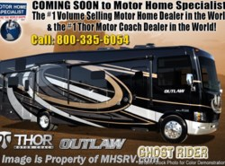New 2018  Thor Motor Coach Outlaw 37GP Toy Hauler W/2 Patio Decks, 3 A/Cs by Thor Motor Coach from Motor Home Specialist in Alvarado, TX