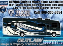 New 2018  Thor Motor Coach Outlaw 37GP Toy Hauler for Sale W/ 3 A/Cs, 2 Patio Decks by Thor Motor Coach from Motor Home Specialist in Alvarado, TX