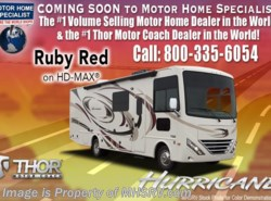 New 2018  Thor Motor Coach Hurricane 27B RV for Sale @ MHSRV W/ 5.5KW Gen, 2 A/Cs by Thor Motor Coach from Motor Home Specialist in Alvarado, TX