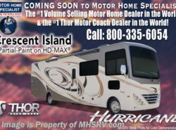 New 2018  Thor Motor Coach Hurricane 27B RV for Sale at MHSRV W/ 5.5KW Gen & 2 A/Cs by Thor Motor Coach from Motor Home Specialist in Alvarado, TX