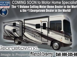 New 2018  Forest River Georgetown XL 369DS Bath & 1/2 RV for Sale W/OH Loft & Ext. TV by Forest River from Motor Home Specialist in Alvarado, TX
