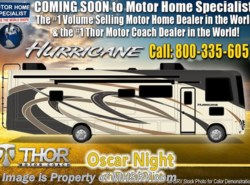 New 2019  Thor Motor Coach Hurricane 34R RV for Sale @ MHSRV W/Theater Seats by Thor Motor Coach from Motor Home Specialist in Alvarado, TX