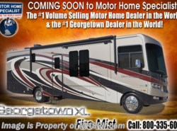 New 2019  Forest River Georgetown XL 369DS Bath & 1/2 RV for Sale W/ OH Loft & Ext. TV by Forest River from Motor Home Specialist in Alvarado, TX