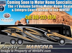 New 2019  Entegra Coach Aspire 44R Bath & 1/2, Bunk Model W/ Theater Seats by Entegra Coach from Motor Home Specialist in Alvarado, TX