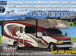 New 2019  Coachmen Leprechaun 280BH Bunk Model RV W/ Ext TV, Jacks, Sat by Coachmen from Motor Home Specialist in Alvarado, TX