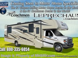 New 2019  Coachmen Leprechaun 311FS W/15K A/C, W/D, Stabilizers, Recliners by Coachmen from Motor Home Specialist in Alvarado, TX