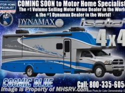 New 2019 Dynamax Corp Isata 5 Series 30FW 4x4 Super C W/Theater Seats, 8KW Gen available in Alvarado, Texas