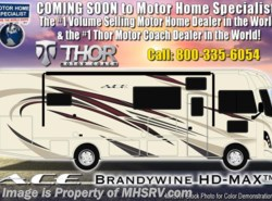 New 2019  Thor Motor Coach A.C.E. 30.2 ACE Bunk House W/5.5KW Gen, 2 A/C, Ext TV by Thor Motor Coach from Motor Home Specialist in Alvarado, TX