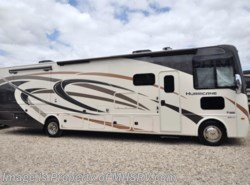 New 2019  Thor Motor Coach Hurricane 35M Bath & 1/2 RV for Sale W/ King, OH Loft by Thor Motor Coach from Motor Home Specialist in Alvarado, TX