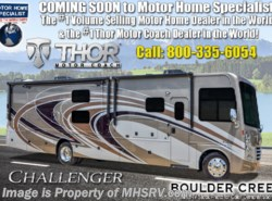 New 2019 Thor Motor Coach Challenger 37YT RV for Sale at MHSRV W/King Bed, Res Fridge available in Alvarado, Texas