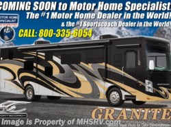 New 2019  Sportscoach Sportscoach 407FW Bath & 1/2 Bunk Model W/Sat, King, W/D by Sportscoach from Motor Home Specialist in Alvarado, TX