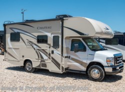 New 2019  Thor Motor Coach Chateau 22E RV for Sale at MHSRV W/Stabilizers, 15K A/C by Thor Motor Coach from Motor Home Specialist in Alvarado, TX