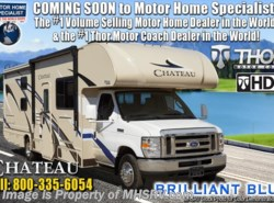 New 2019  Thor Motor Coach Chateau 22E RV for Sale at MHSRV W/ 15K A/C, Stabilizers by Thor Motor Coach from Motor Home Specialist in Alvarado, TX