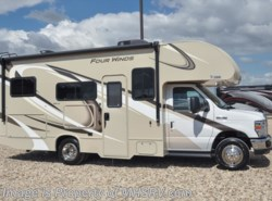 New 2019  Thor Motor Coach Four Winds 23U RV for Sale at MHSRV W/ Stabilizers, 15K A/C by Thor Motor Coach from Motor Home Specialist in Alvarado, TX