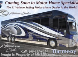 New 2019  American Coach American Eagle 45C Heritage Edition Bath & 1/2 W/360 Camera, 600H by American Coach from Motor Home Specialist in Alvarado, TX
