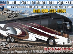 New 2019  American Coach American Eagle 45A Heritage Edition Bath & 1/2 W/ 360 Cam by American Coach from Motor Home Specialist in Alvarado, TX