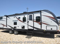 New 2019  Heartland RV Wilderness 3185QB W/ 2 A/Cs, Double Loft Bunks by Heartland RV from Motor Home Specialist in Alvarado, TX