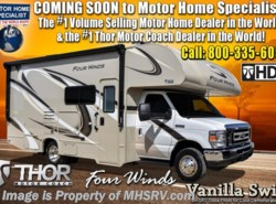 New 2019  Thor Motor Coach Four Winds 22E RV for Sale W/ Stabilizers, 15K A/C, Ext TV by Thor Motor Coach from Motor Home Specialist in Alvarado, TX