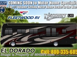 New 2019  Fleetwood Discovery LXE 40G Bunk Model RV for Sale W/ Aqua Hot, King by Fleetwood from Motor Home Specialist in Alvarado, TX