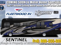 New 2019  Fleetwood Discovery LXE 40D Bath & 1/2 RV for Sale W/ Tech Pkg, Aqua Hot by Fleetwood from Motor Home Specialist in Alvarado, TX
