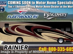 New 2019  Fleetwood Discovery 38N 2 Full Bath Bunk Model W/OH Loft, Tech Pkg by Fleetwood from Motor Home Specialist in Alvarado, TX