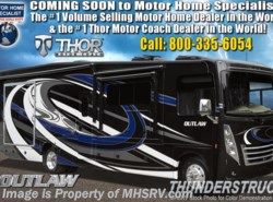 New 2019  Thor Motor Coach Outlaw 37RB Toy Hauler for Sale W/Garage Sofa, Patio by Thor Motor Coach from Motor Home Specialist in Alvarado, TX