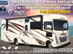 New 2019 Thor Motor Coach A.C.E. 30.4 ACE W/5.5KW Gen, 2 A/Cs, Ext TV, Loft Bed available in Alvarado, Texas