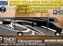 New 2019 Thor Motor Coach Quantum LF31 Bunk Model RV W/Platinum & Diamond Pkg, 2 A/C available in Alvarado, Texas