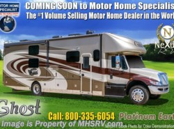 New 2019  Nexus Ghost 36DS Super C W/ Bunks, Theater Seats by Nexus from Motor Home Specialist in Alvarado, TX