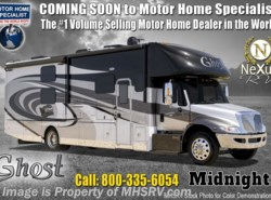New 2019  Nexus Ghost 36DS Bunk House Super C W/ In- Motion & Ext TV by Nexus from Motor Home Specialist in Alvarado, TX