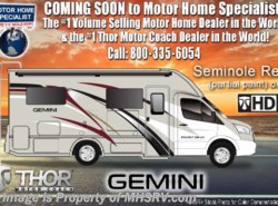 New 2019 Thor Motor Coach Gemini 23TB RUV for Sale W/ 15K A/C & Heat Pump available in Alvarado, Texas