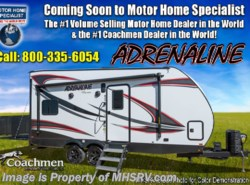 New 2019 Coachmen Adrenaline 19CB Toy Hauler W/ Pwr Bed & 4KW Gen available in Alvarado, Texas