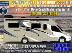 New 2019 Thor Motor Coach Compass 23TB RUV for Sale at MHSRV W/ 15K A/C available in Alvarado, Texas