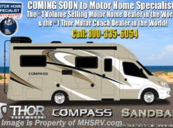 New 2019 Thor Motor Coach Compass 23TB RUV for Sale W/15K A/C & Heat Pump available in Alvarado, Texas