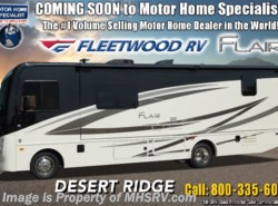 New 2019 Fleetwood Flair 35R Class A RV W/Theater Seats, Suspension Upgrade available in Alvarado, Texas