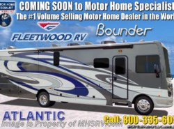 New 2019 Fleetwood Bounder 36F 2 Full Baths, Bunk Model W/OH Loft available in Alvarado, Texas