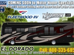 New 2019 Fleetwood Discovery LXE 40D Bath & 1/2 Luxury Diesel RV W/Window Awnings available in Alvarado, Texas