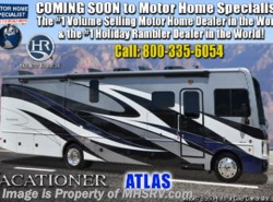 New 2019 Holiday Rambler Vacationer 35P Class A Gas RV for Sale W/King & OH Loft available in Alvarado, Texas