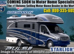 New 2019 Fleetwood Pulse 24B Diesel Sprinter RV W/Stabilizers, Cold Pkg available in Alvarado, Texas